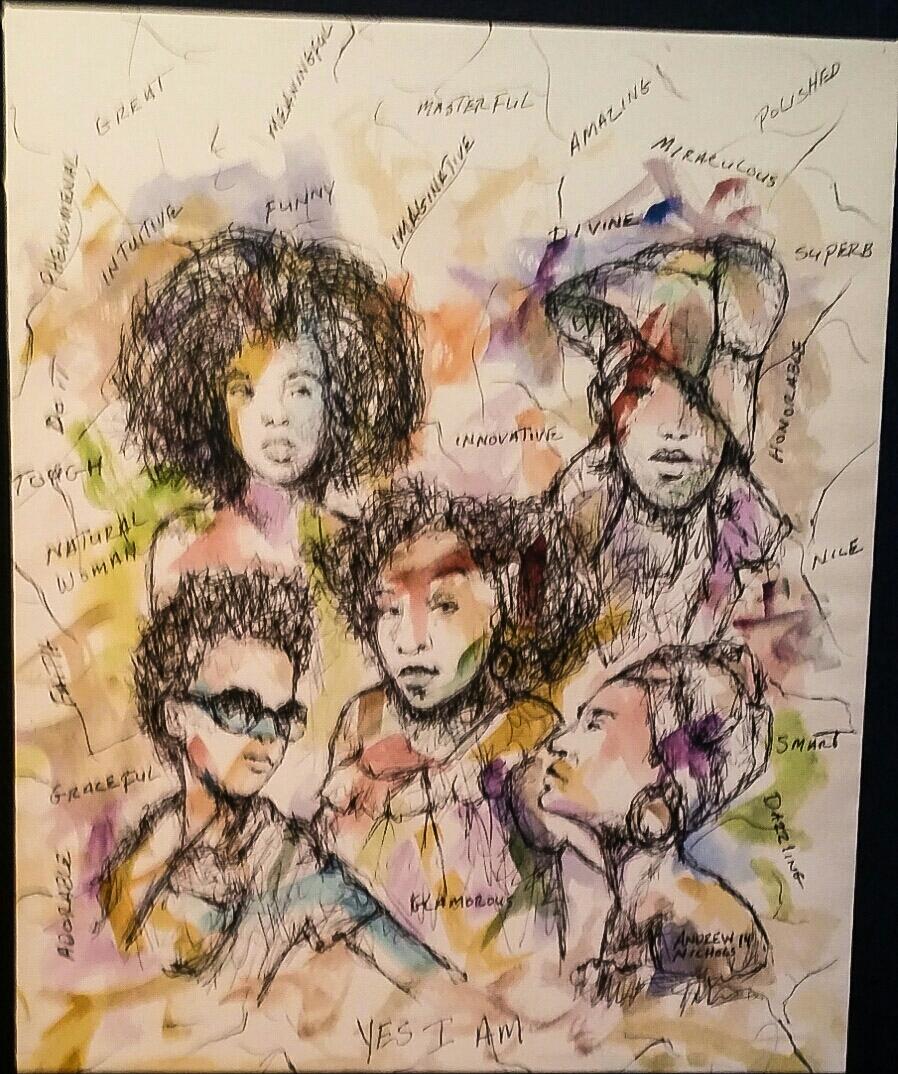 ANDREW NICHOLS ART (BAM FESTIVAL 2016)